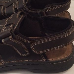 Faded Glory Shoes - Faded Glory men's brown fisherman sandals size 13